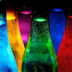 bottles  (~VIVID!~ All photos that have 'stand out' (vivid) colors, that are striking visually.~)
