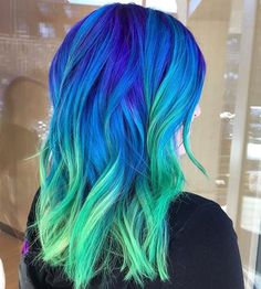 @brianahairtease is the artist... Pulp Riot is the paint.    #pulpriothair #haircolor #trends #fallhair