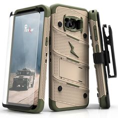 Always busy adding cases you might like :-) This just came in: ZIZO BOLT Samsung... http://www.myphonecase.com/products/zizo-bolt-samsung-galaxy-s8-case-combo-desert-tan-green?utm_campaign=social_autopilot&utm_source=pin&utm_medium=pin