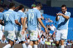 Amichevoli, Brighton-Lazio 0-1: la risolve Ravel Morrison - http://www.maidirecalcio.com/2016/07/31/brighton-lazio-0-1-tabellino-morrison.html