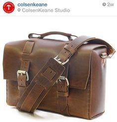 Radly leather bag. Colsen Keane.