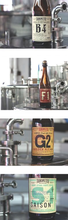 Transmitter: A Beer Packaging Design Inspired by Ham Radio