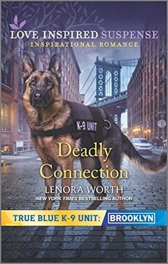 Hidden enemies can be deadly. But the Brooklyn K-9 Unit is on the case. On her way to question US Marshal Emmett Gage about a DNA match that implicates his relative in a cold case and a recent murder, Officer Belle Montera's attacked. Now she and her K-9 partner must team up with Emmett to find his cousin and the person after Belle. But can they figure out who's targeting her without becoming murder victims themselves? Free Books Online, Reading Online, Brooklyn Book, Good Books, New Books, Deadly, Cold Case, Romance Books, Connection
