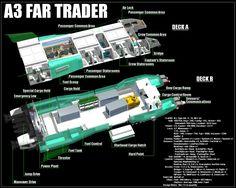 "Image result for ship floor plan map for ""star citizen"" ships"