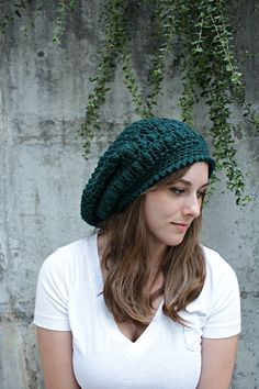 French beanie style