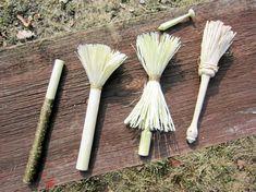 Tälj en borste av hägg | DIY bird-cherry brush wood carving tutorial