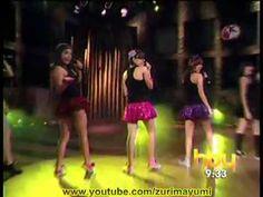 Elenco de Atrevete a Soñar en Hoy Danna paola - YouTube