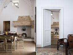 pavimento calce Puglia