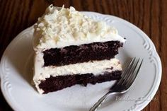 Chocolate-Cheesecake-Cake-Slice-Barbara-Bakes by aida