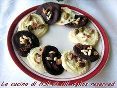 CIALDE DI CIOCCOLATO Ricetta dolcetti fine pasto