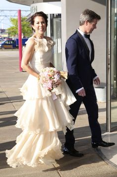 Royals & Fashion - Crown Princess Mary of Denmark