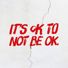 | its ok to not be ok | I posted this little graphic around 18 months ago and remember over 150 people writing to me in response. I posted it at a time when I needed to remind myself that its ok to not be ok. You see yesterday I had a little meltdown.  As a travel journalist my industry much like many others has been hit very hard. Ive lost the bulk of my work for the next three months to the point where I wont be able to cover my bills.  As the truth of this sunk in I simply needed to have…