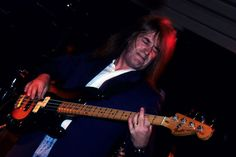 late Spiders From Mars bassist Trevor Bolder