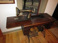 CLEANING OR REFINISHING THE BASE If the treadle base is in very good condition often all that will be needed is a thorough cleaning with mi...