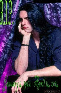Peter Steele.  Oh how I miss you...<3 <3 <3