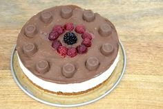 Treat Meal: Tony's Salted Caramel Cheesecake Met Rolo