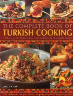 Complemented by hundreds of sumptuous, step-by-step photographs, an introduction to Turkish cooking demonstrates an array of classic and modern techniques to home cooks while providing more than 150 a