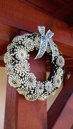 Veniec na dvere / wreath