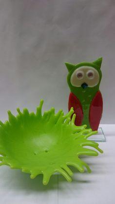 owl & bowl Yoshi, Owl, Fictional Characters, Owls, Fantasy Characters