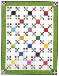 Outstanding 100 sewing projects projects are offered on our internet site. Check it out and you wont be sorry you did. Quilt Baby, Scrap Quilt Patterns, Pattern Blocks, Quilting Ideas, Scrappy Quilts, Easy Quilts, Amish Quilts, Blue Quilts, Star Quilts