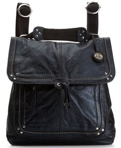 The Sak Ventura Leather Backpack - Backpacks - Handbags & Accessories - Macy's