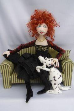 jill maas cloth dolls