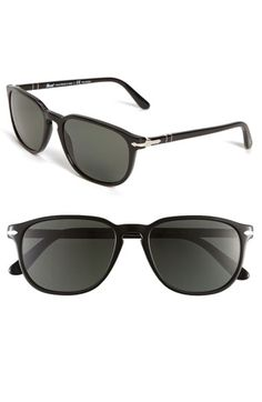 Persol Polarized 55m Keyhole Sunglasses available at #Nordstrom