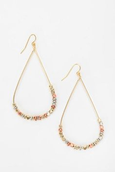 urban outfitters ($48)  vanessa mooney classic teardrop earrings