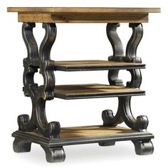 Hooker Furniture Sanctuary Brighton Rectangle Accent Table