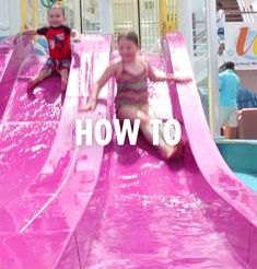 More fun for kids means more relaxation time for you. Here's how to make sure every family member has a fabulous vacation.