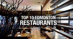 Top Ten Restaurants in Edmonton | Navut Blog