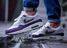 Patta x Nike Air Max 1 Purple Denim - @robin_we1