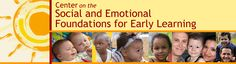 Center on the Social and Emotional Foundations for Early Learning...amazing FREE resources for preschool programming!