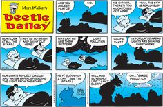 Beetle Bailey Comic Strip for October 2014 Beetle Bailey Comic, Mort Walker, Old Comics, Calvin And Hobbes, American Comics, Tarzan, Funny Cartoons, Comic Strips, The Funny