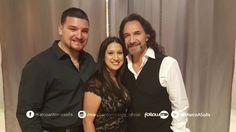 Gabriela González y Pedro González Jr, ganadores del viaje a Puerto Rico