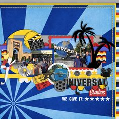 Universal Studios (Florida) - Page 5 - MouseScrappers.com