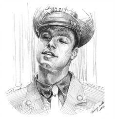Bucky Barnes by Taking-meds on DeviantArt Avengers Drawings, Avengers Art, Cool Art Drawings, Art Drawings Sketches, Military Drawings, Marvel Fan Art, Man Thing Marvel, Art Plastique, Marvel Movies