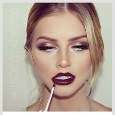 love this look but I would look like a chola with it