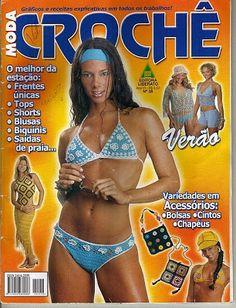 Todo para Crear ... : Shorts, bikinis en crochet y mas