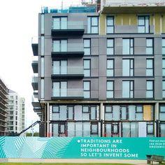 Greenwich Peninsula #construction #architecture #greenwich #o2 #london #redevelopment #regeneration #homes #housing