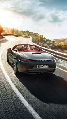 Supercars, Porsche 718 Boxster, Automobile, Car Wallpapers, Sport Cars, Cars And Motorcycles, Transportation, Wheels, Bmw