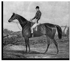 Lottery, winner of the Grand National steeplechase in 1839.
