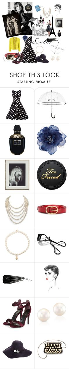 """""""Bloom"""" by honeyberrie ❤ liked on Polyvore featuring Kate Spade, Alexander McQueen, Accessorize, DaVonna, Betteridge, CÉLINE, Sydney Evan, Bobbi Brown Cosmetics, Urban Decay and Anne Sisteron"""