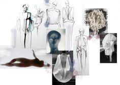 ideas for fashion portfolio illustration central saint martins Sketchbook Layout, Sketchbook Inspiration, Sketchbook Ideas, Fashion Design Sketchbook, Fashion Sketches, Fashion Drawings, Fashion Illustrations, Fashion Portfolio, Portfolio Design
