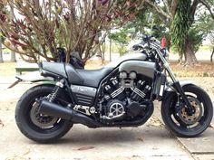 Concept Motorcycles, Yamaha Motorcycles, Cars And Motorcycles, Yamaha V Max, Xjr 1300, 1200 Custom, Japanese Motorcycle, Cool Bikes, Baby Names