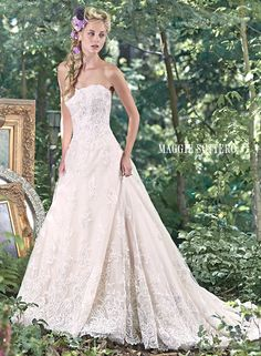 Large View of the Sarah Bridal Gown
