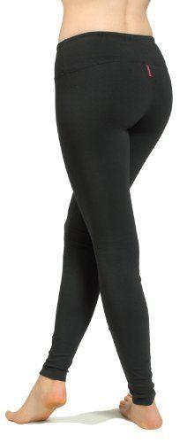 Hard Tail flat waist ankle legging (black) Hard Tail. $58.00