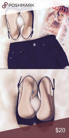 🆕💕APT. 9 FLATS🎀 These are brand new and have never been worn! I am open to reasonable offers and do not do trades. Happy Poshing! ❤️ Apt. 9 Shoes Flats & Loafers