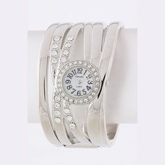 Time Cuff Watch