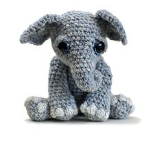 Elephant Crochet Pattern (pay $5.17)